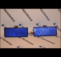 Стробоскопы фары-вспышки GLOE-868T, синие