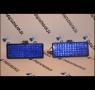 Стробоскопы фары-вспышки GLOE-868T, красно-синие