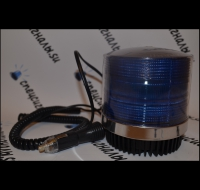 Проблесковый маячок BL9F-E25, синий
