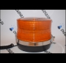 Проблесковый маячок BL8F-E96A, оранжевый