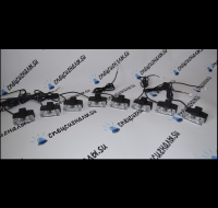 Стробоскопы под решётку GRLI-8x2CL(02) белые