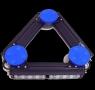 Импульсный проблесковый маячок Triplex