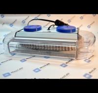 Импульсный проблесковый маячок BSL-240L, синий