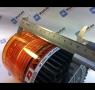 Проблесковый маячок BL10F-E25, оранжевый