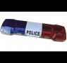 Светодиодная световая балка LBSK-E104, красно-синяя